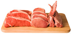 Calories in Calories in Beef, Rump Steak, Fried, Lean